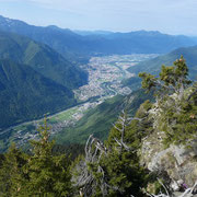 Panorama verso Bellinzona