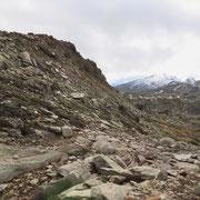 Salita alla cima 2601 m