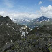 Poncione di Mezzo (anticima) ca 2400 m