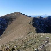 Ritorniamo all'Alpe di Tremezzo per salire al Monte di Tremezzo