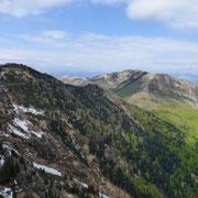 Verso il Monte Gambarogno