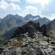 Schwarzlochhorn 2745 m