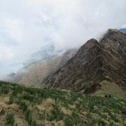 Passo Percadugine, Punta Fronzina e Monte Faierone