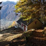 Monti di Daro 858 m