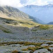 Verso l'Alp de Lughezzon