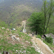 Ponte Tibetano 700 m