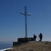 Croce a 2088 m