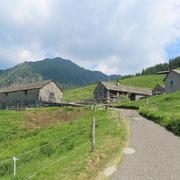 Alpe di Gesero 1713 m