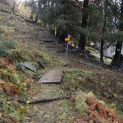 Monti di Artore 903 m