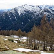 Alpe Pesced e Pizzo Ruscada