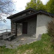 Capanna Genzianella (Piano Dolce 1357 m)