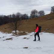 Pian di Scagn 1173 m
