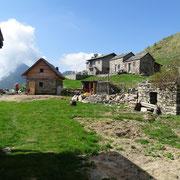 Alpe d'Alva 1570 m