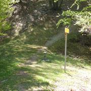 Bocchetta di Brumea 1263 m