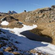 Proseguiamo per la cima senza nome quotata 2276 m