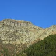 Il Gaggio visto dall'Alpe Arami