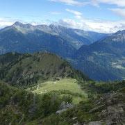 Verso la Valle Calanca