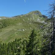 Alpe del Lago e Pizzo Cramalina