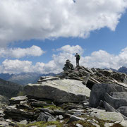 Pizzo dell'Uomo 2686 m