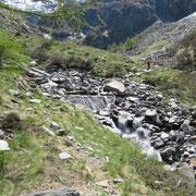 Sotto l'Alpe di Pontéi