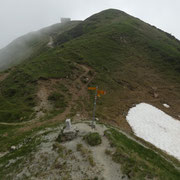 Passo San Jorio 2011 m