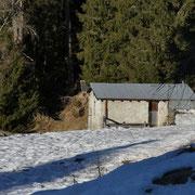 Alpe Croveggia 1548 m