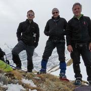 Cresta del Schollenhorn 2484 m