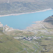 Monte Spluga e Lago