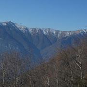 Monte Calbiga, Monte Tremezzo e Monte Crocione