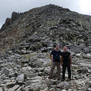 Rotstocklücke 2785 m