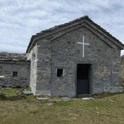 Chiesa di San Jorio 2010 m