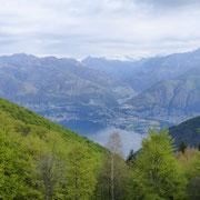 Verso la Val Verzasca