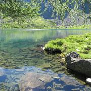 Lago di Mognòla 2003 m