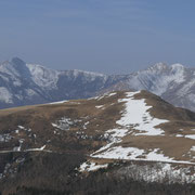 Caval Drossa, Monte Tamaro e Gradiccioli