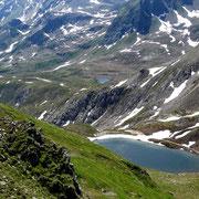 Lago dei Campanitt e Lago dei Canali