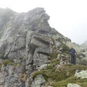 Passo dei Laghetti 2129 m
