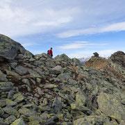 Passo Comasnengo 2538 m