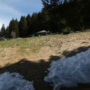 Alpe d'Arbino 1620 m