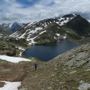 Lago dello Stabbio e Pizzo Corandoni