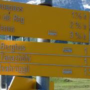 Deviamo verso l'Areuapass
