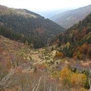 Verso l'Alpe di Giumello