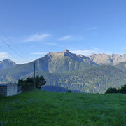 Molare 1488 m, verso il Pizzo Forno, Pizzo Campo Tencia .......