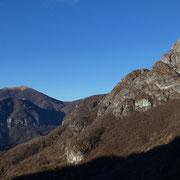 Monte Boglia e Sasso di Mont