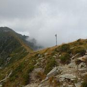 Arrivato al Passo di Mem 2191 m