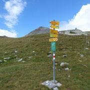 Arrivati a 2205 m