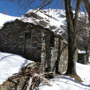 Alpe Corte 1354 m
