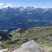 Panorama verso Carì (Leventina)