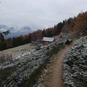 Cavà 1528 m