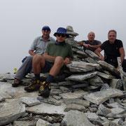 Piz Moesola 2904 m
