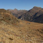 Verso l'Alp di Rossiglion